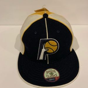 Hardwood  Classic Indiana  Pacers basketball cap